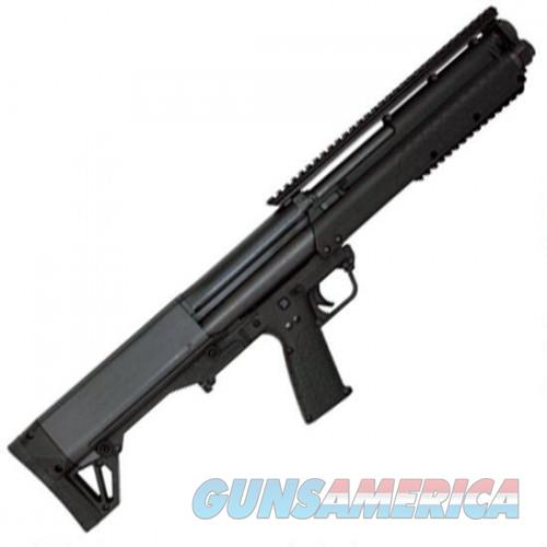 KEL-TEC KSG BLK  Guns > Shotguns > Kel-Tec Shotguns > KSG