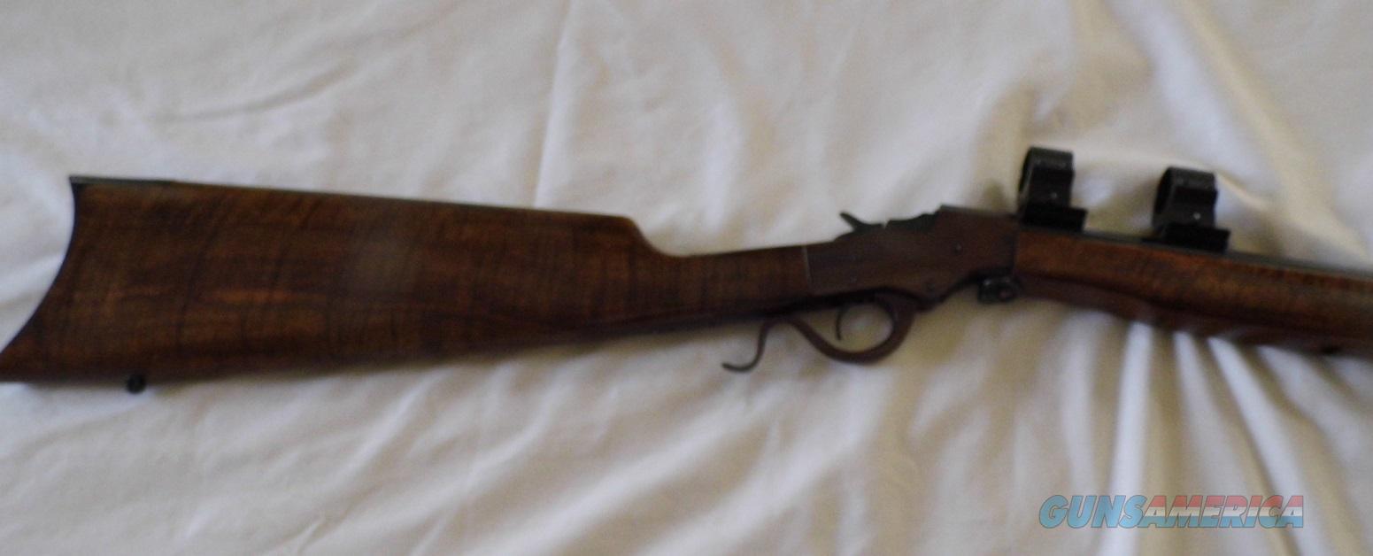Custom Falling Block 22 mag  Guns > Rifles > Custom Rifles > Other