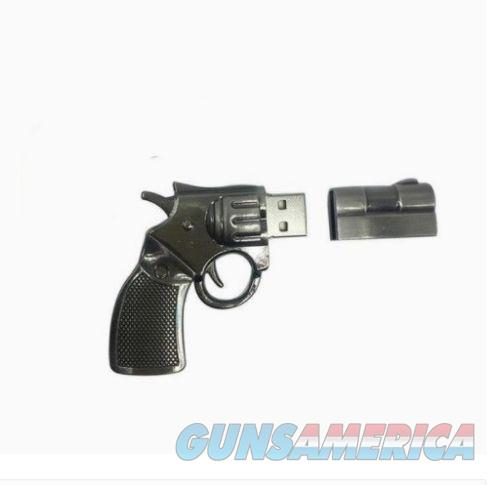 Flash Drive, Metal Revolver, 16GB  Non-Guns > Electronics
