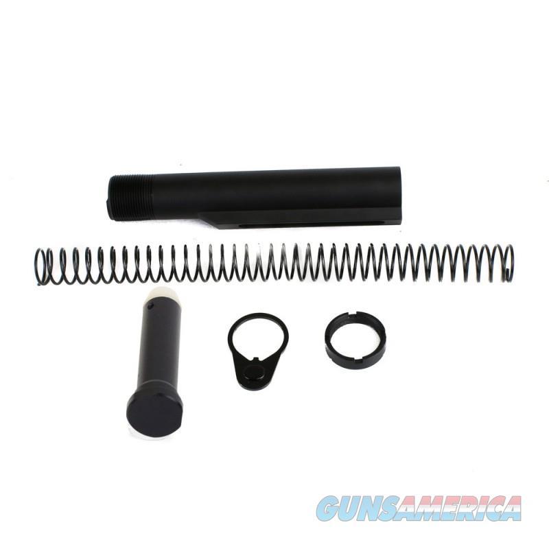 AR-15 M4 Six Position Buffer Tube Kit -Mil-Spec  Non-Guns > Gun Parts > M16-AR15 > Upper Only