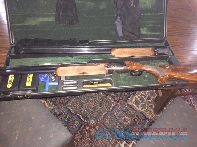 Rizzini Marcheno BR320 Competition 12 and 20 guage Combo  Guns > Shotguns > Rizzini Shotguns