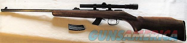 .22 cal. SEARS & ROEBUCK CO....Model 282.527749 --- .22 CAL. BOLT ACTION RIFLE..  Guns > Rifles > S Misc Rifles