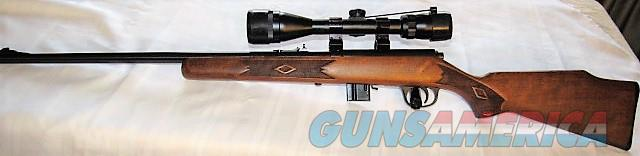 1997 Marlin Firearms Co.  -- .22 WMR cal. Model 25 MN BOLT ACTION RIFLE  Guns > Rifles > Marlin Rifles > Modern > Bolt/Pump