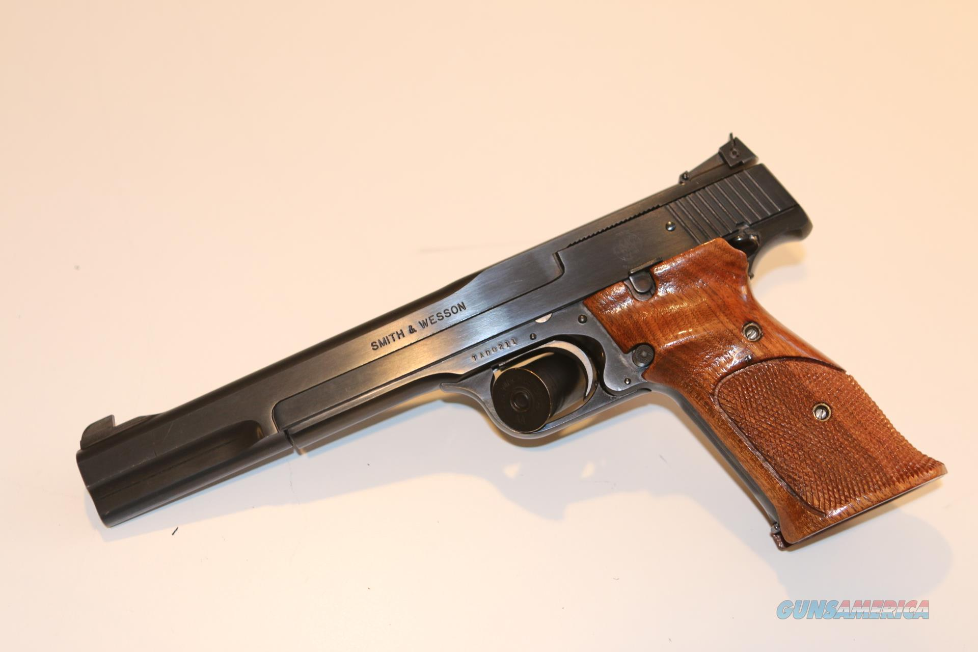 "Smith & Wesson Model 41 - .22LR - 7"" Barrel  Guns > Pistols > Smith & Wesson Pistols - Autos > .22 Autos"
