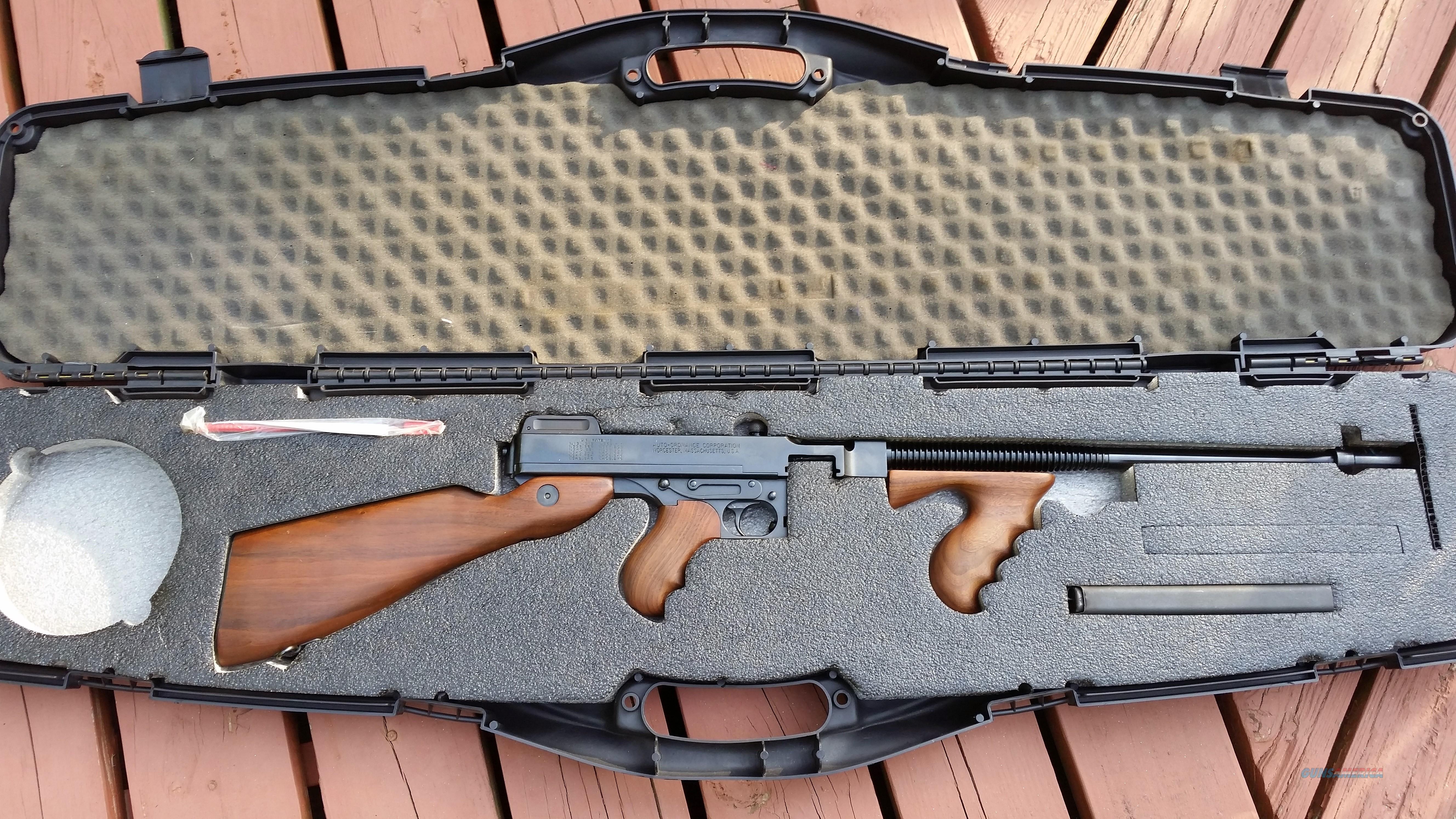 For Sale Auto Ordnance M1 Carbine Semi – Fondos de Pantalla