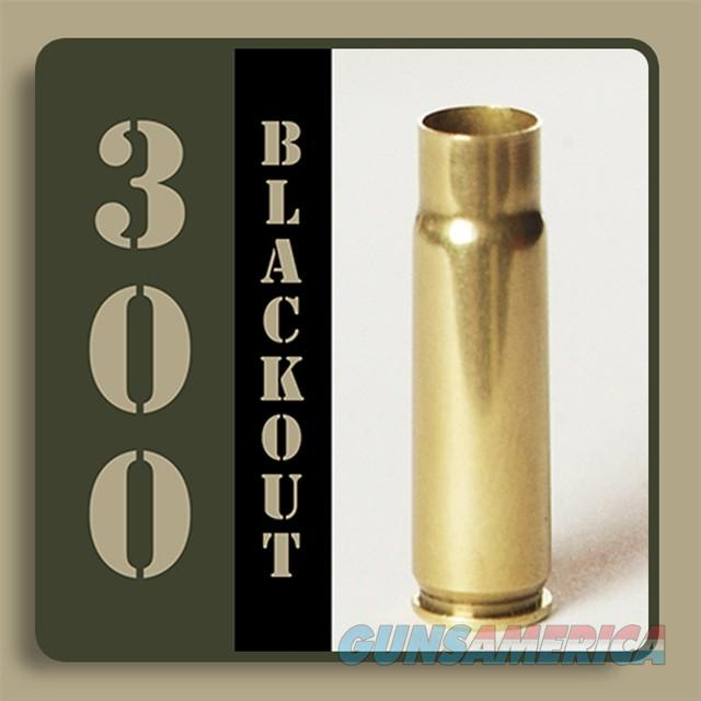300 AAC Blackout Military Once Fired Brass - 500 Quantity - Fully Processed - No Reserve  Non-Guns > Reloading > Components > Brass