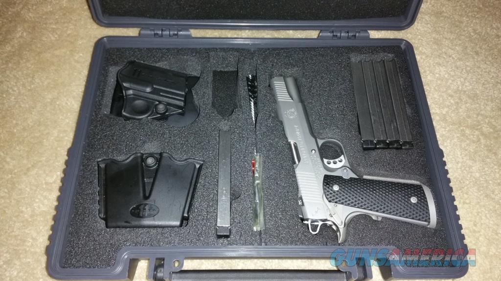 SPRINGFIELD ARMORY TRP, STAINLESS STEEL  Guns > Pistols > Springfield Armory Pistols > 1911 Type