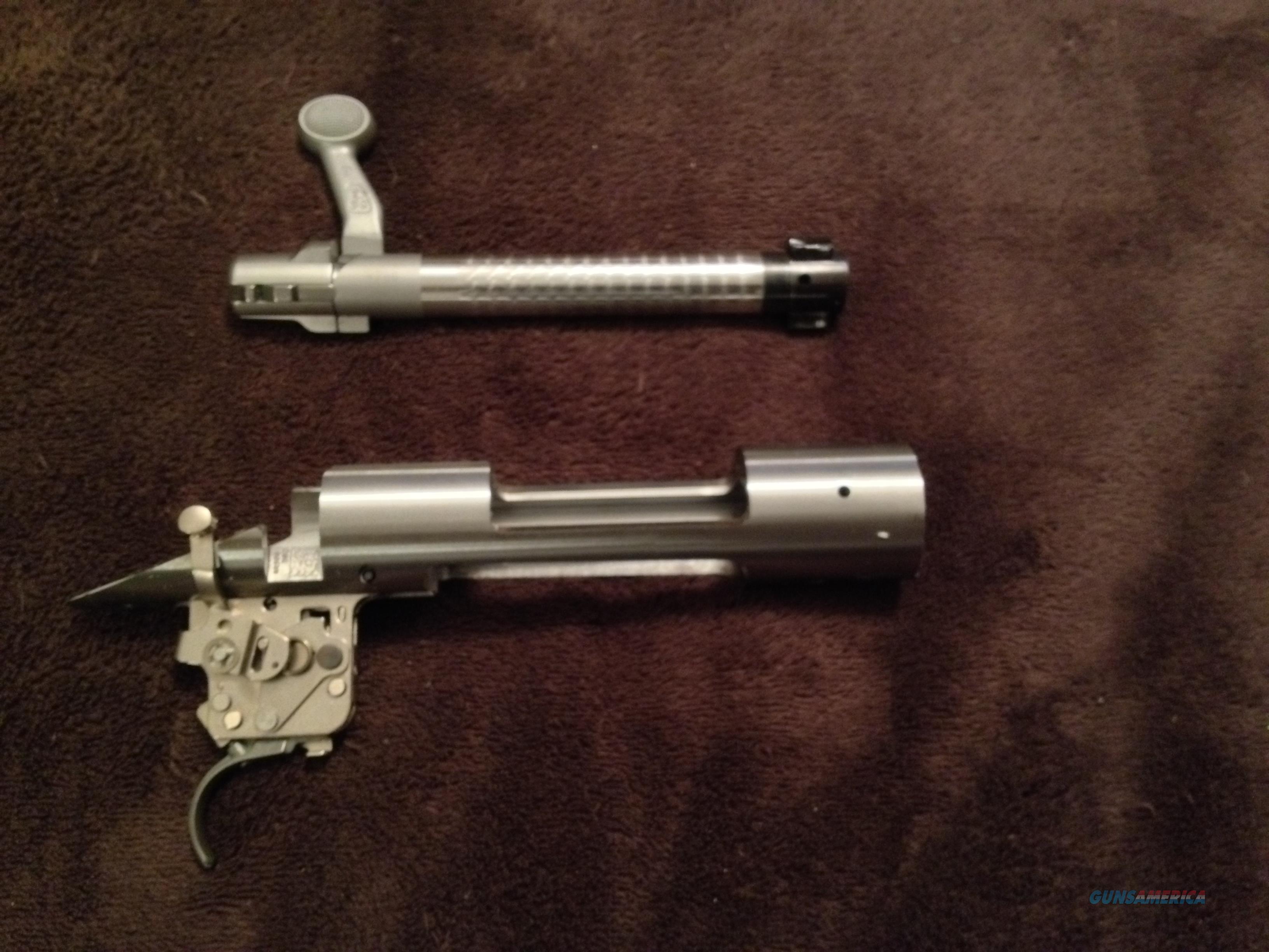 Custom Remington 700 Bolt Assemblies : Brand new remington stainless steel sh for sale
