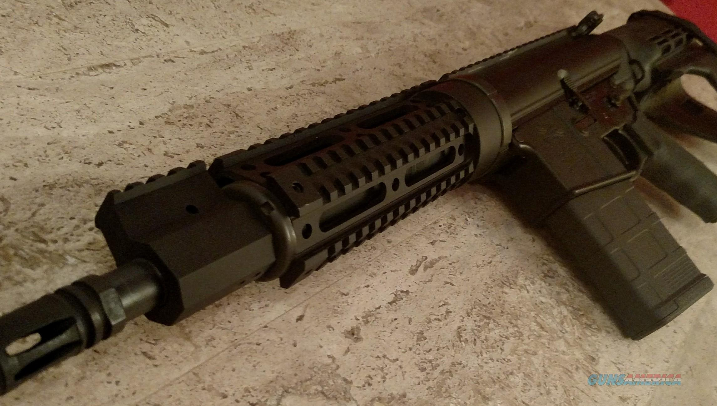 DPMS LR AR .308 UPPER AND PSA PISTOL LOWER WITH SIG SAUER ARM BRACE/BUTTSTOCK $675.00 OBO  Guns > Pistols > A Misc Pistols