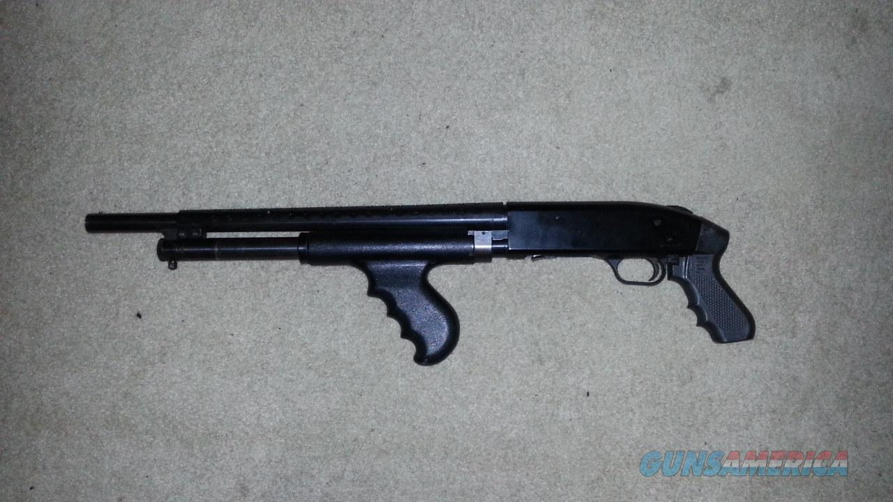 Mossberg 500 A Persuader - 12 gauge  Guns > Shotguns > Mossberg Shotguns > Pump > Tactical