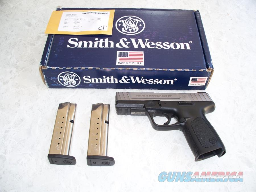 SD9VE  Guns > Pistols > Smith & Wesson Pistols - Autos > Polymer Frame