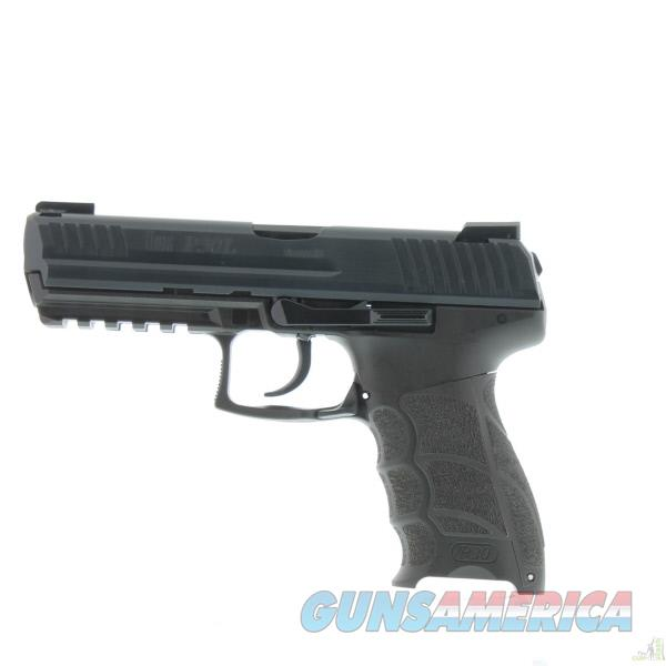 Heckler & Koch P30L 9mm w/ Tru-Glo Night Sights  Guns > Pistols > Heckler & Koch Pistols > Polymer Frame