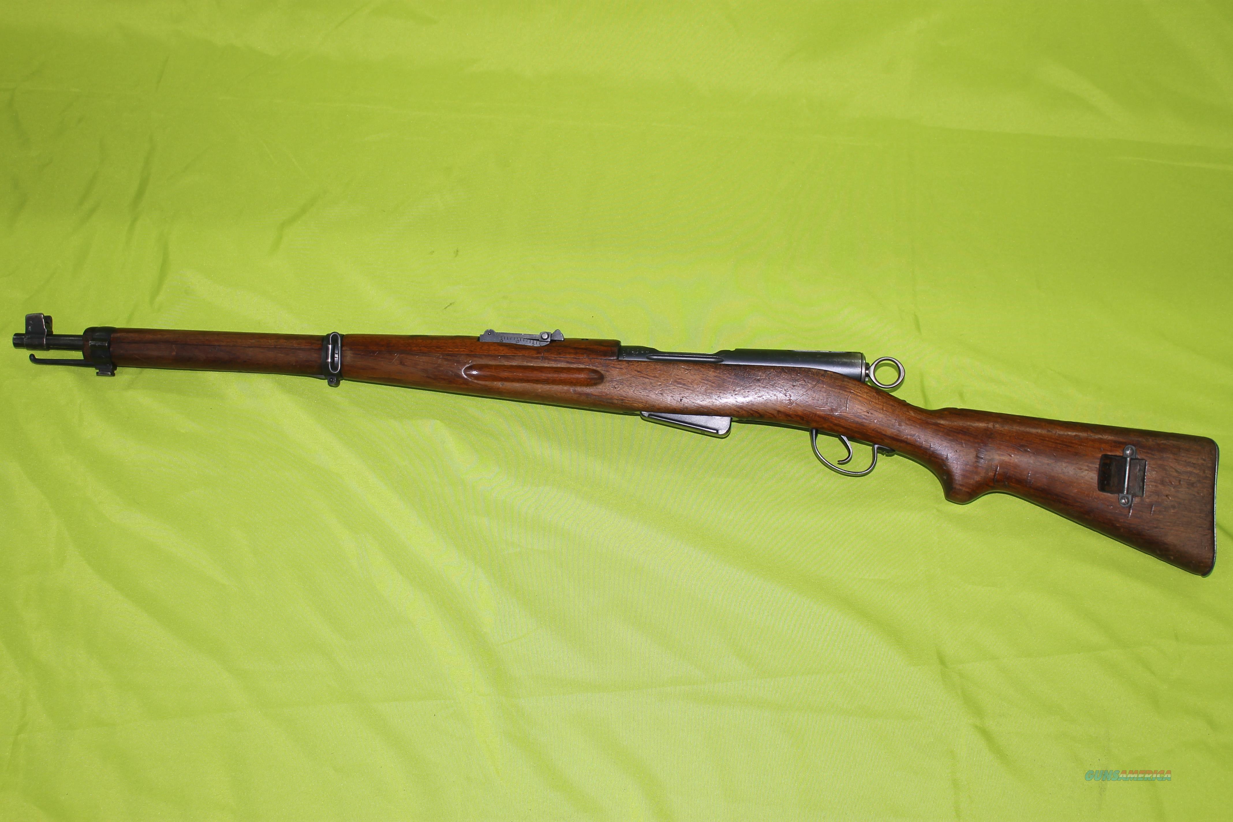 Waffenfabrik Bern K11 Swiss Rifle C&R for sale