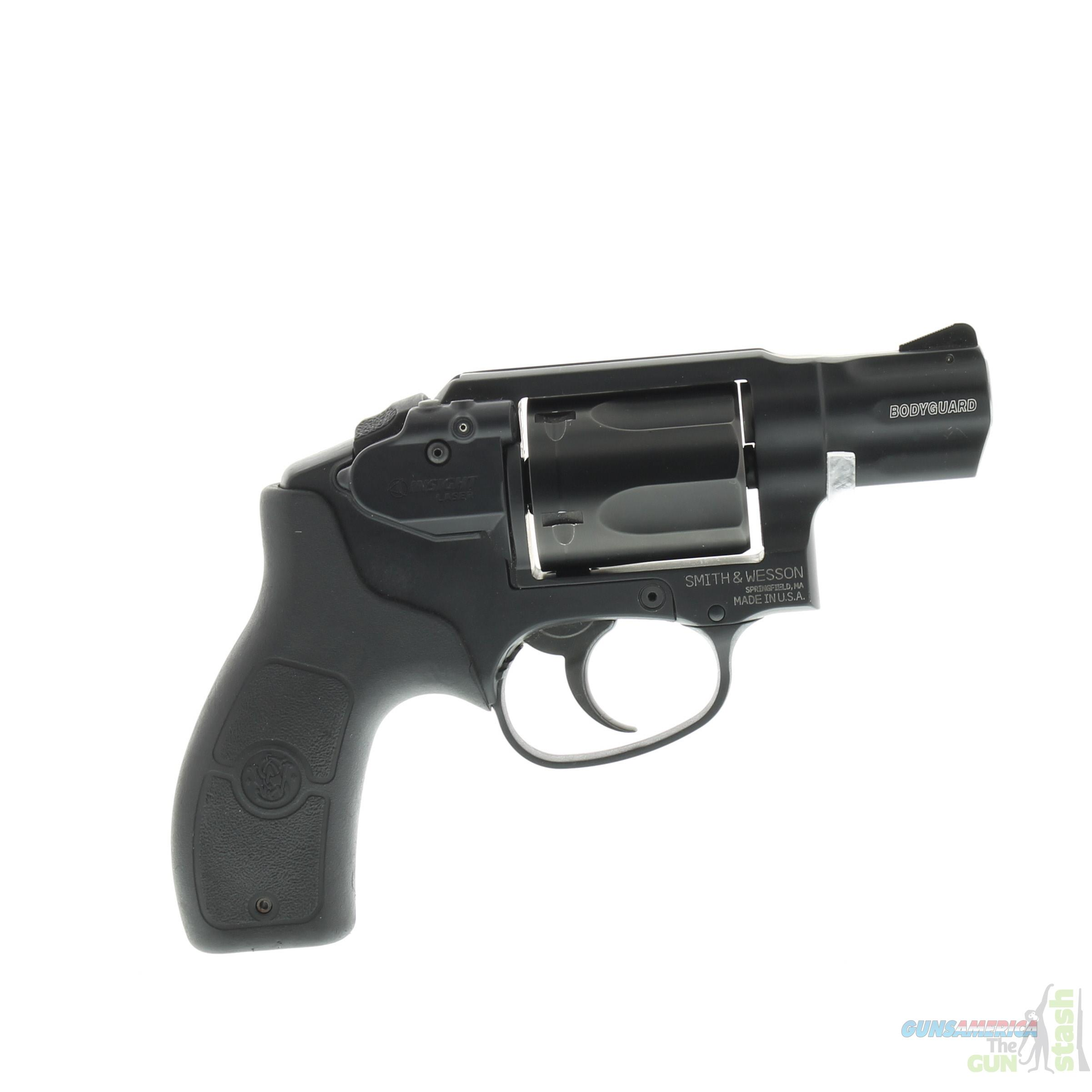 Smith & Wesson BODYGUARD® 38  Guns > Pistols > Smith & Wesson Revolvers > Pocket Pistols