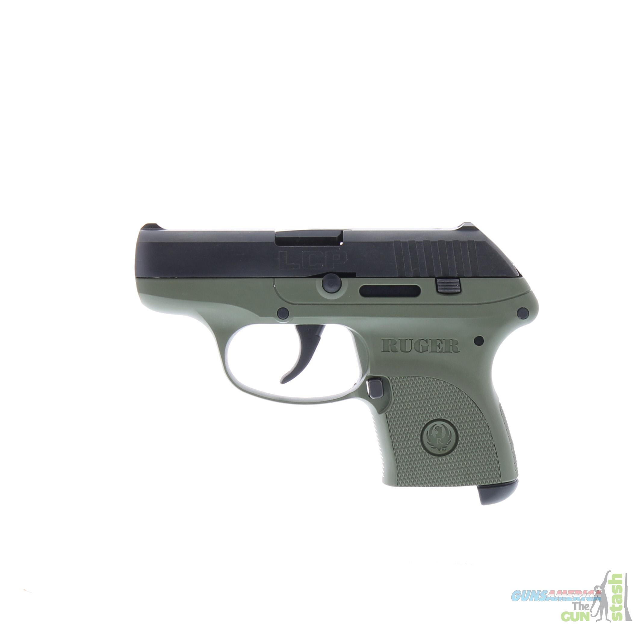 Ruger LCP - OD Green  Guns > Pistols > Ruger Semi-Auto Pistols > LCP