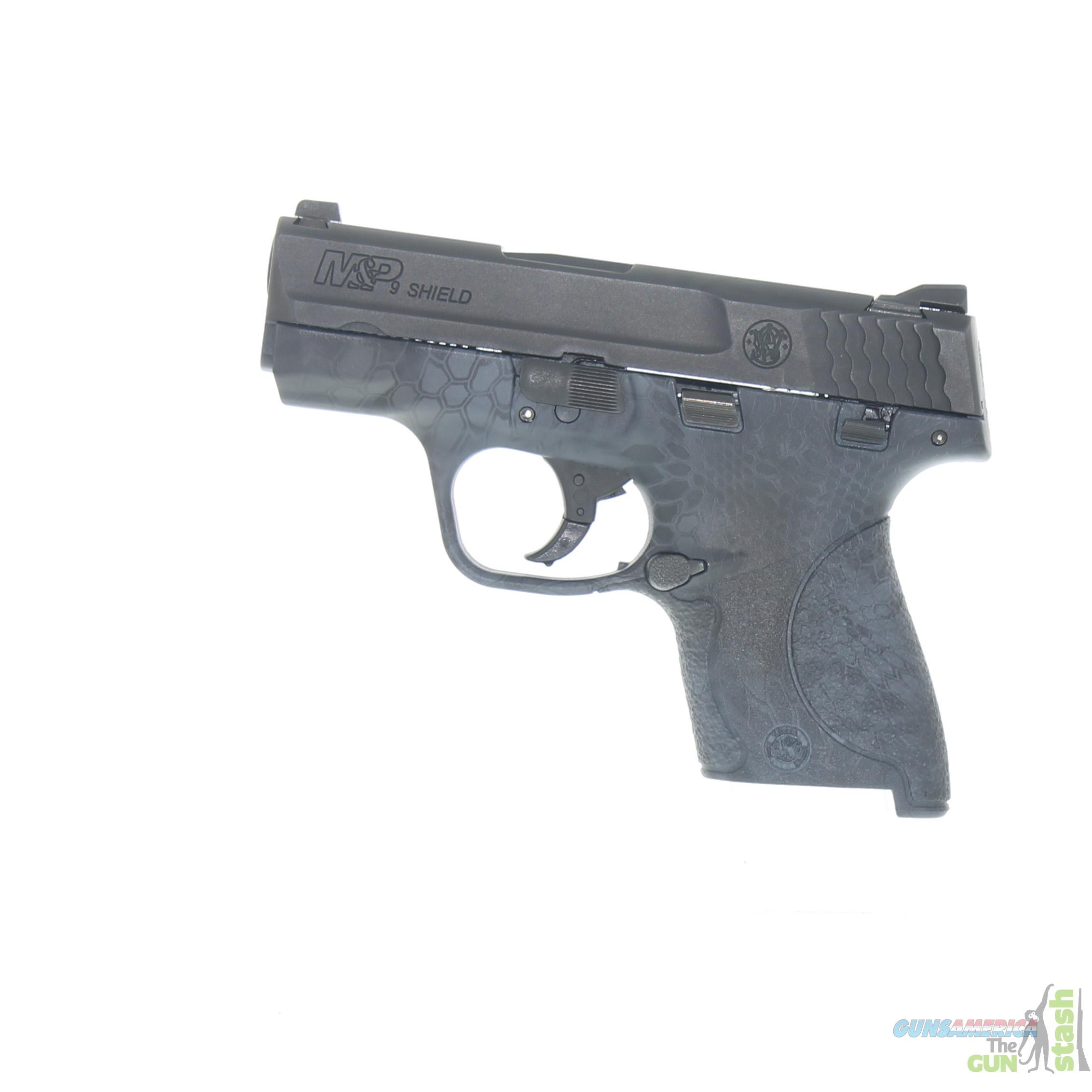 how to clean m&p 9mm pistol
