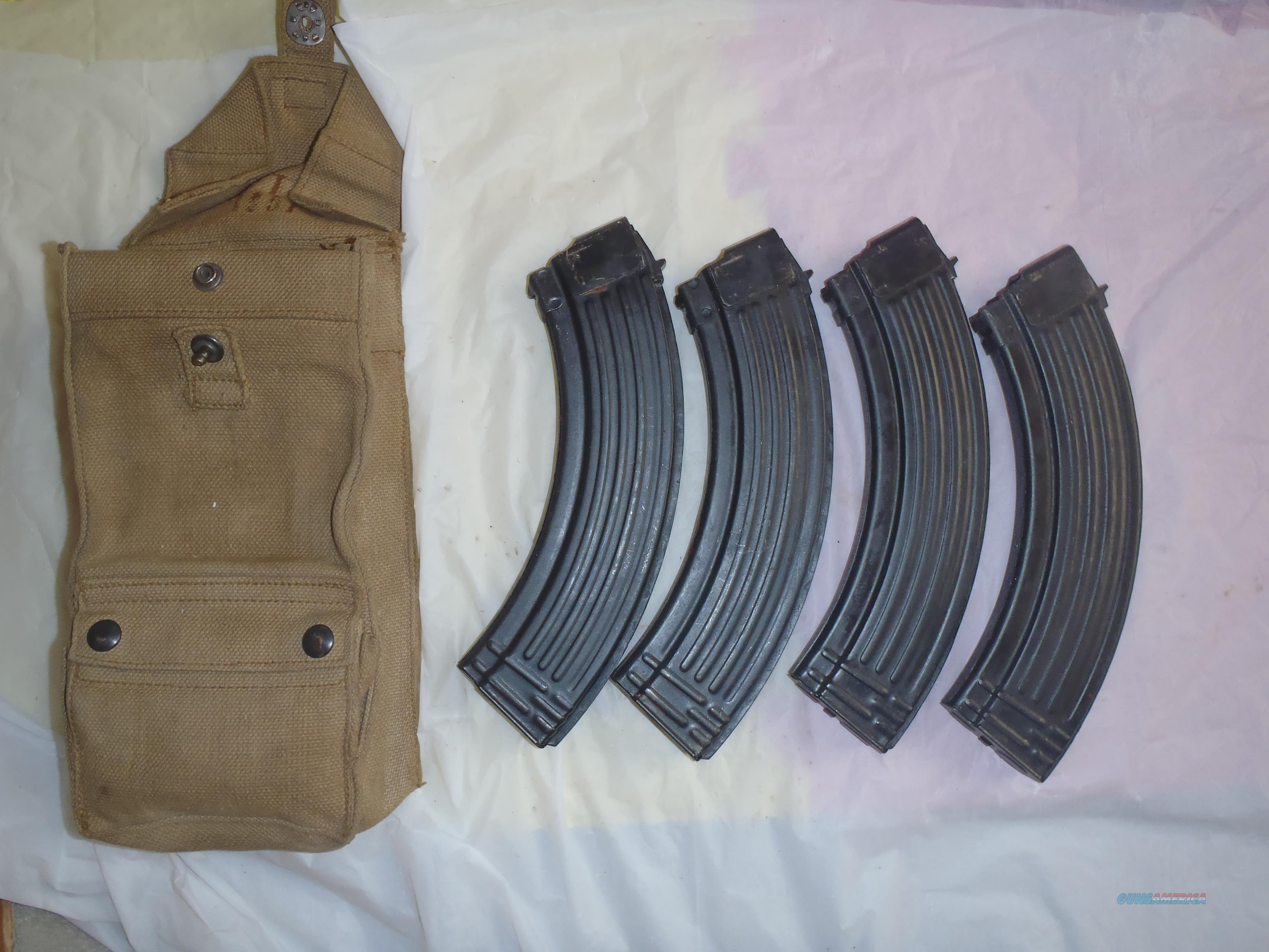 AK 47 MAGAZINES 40RND STEEL  Non-Guns > Magazines & Clips > Rifle Magazines > AK Family