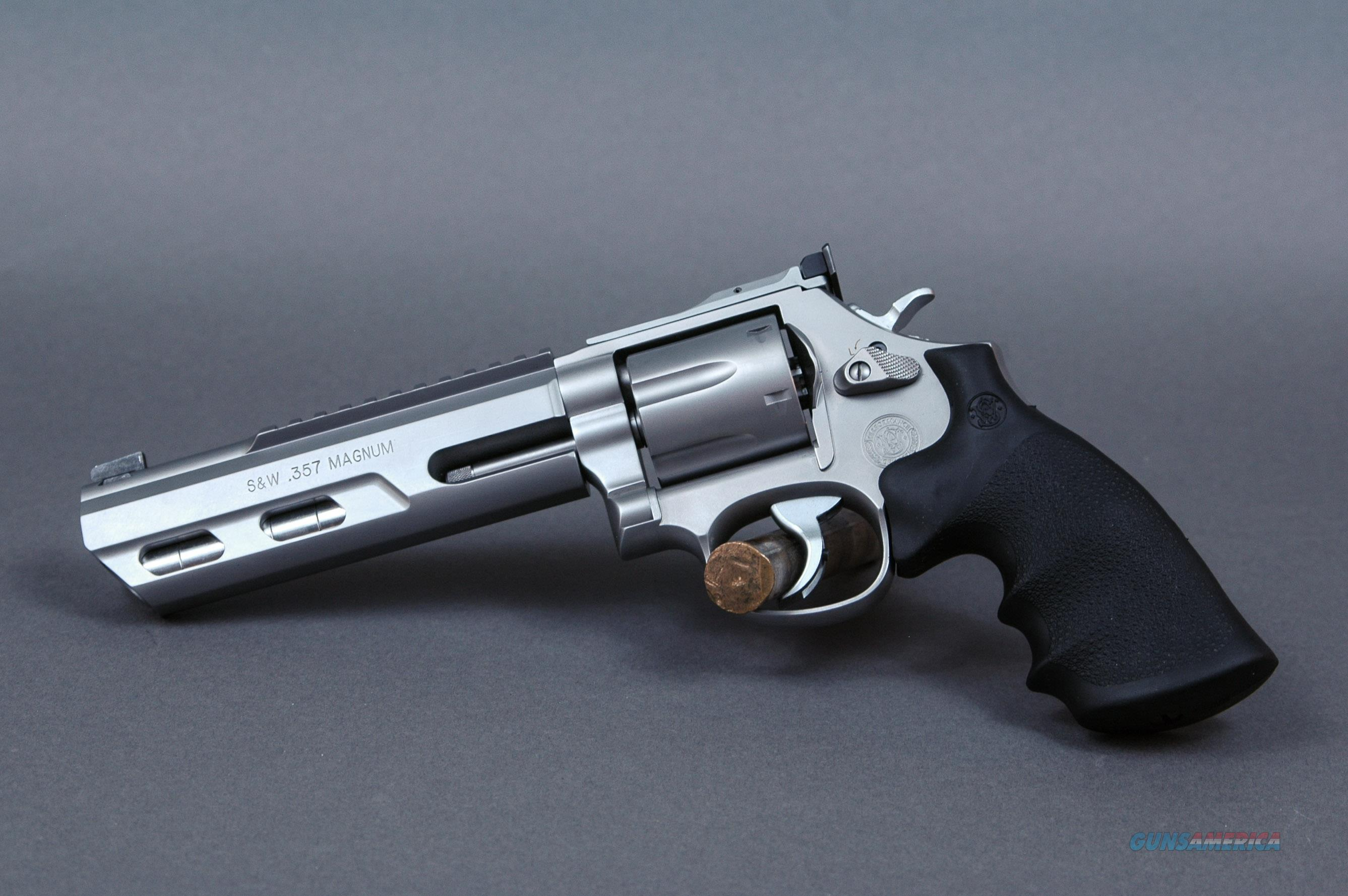 "Smith & Wesson 686 Competitor 357 MAG/38 SPL+P 6"" Barrel   Guns > Pistols > Smith & Wesson Revolvers > Performance Center"