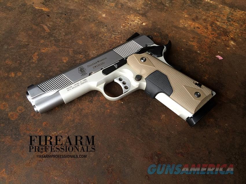 USED Smith & Wesson SW1911Sc pistol for sale  Guns > Pistols > Smith & Wesson Pistols - Autos > Steel Frame