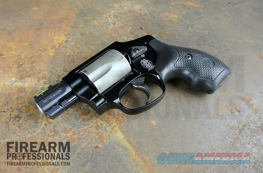 USED Smith & Wesson 340 PD  Guns > Pistols > Smith & Wesson Revolvers > Small Frame ( J )
