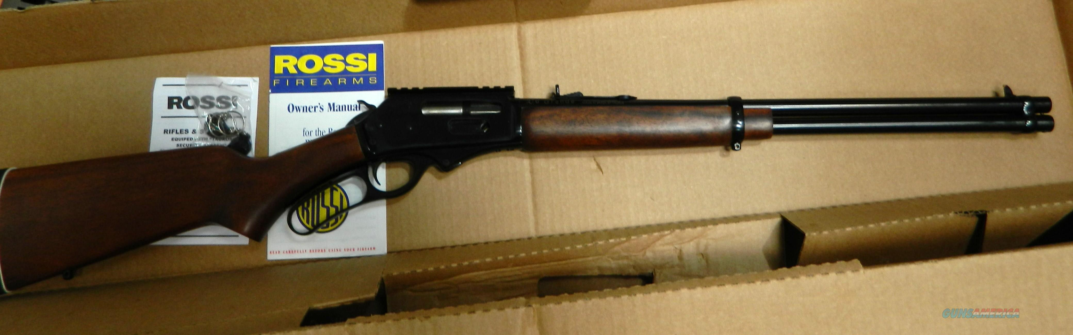 CARBINE Rossi reo grande model made by   Taurus 30-30 cal. lever action carbine  NIB  Guns > Rifles > Rossi Rifles > Other
