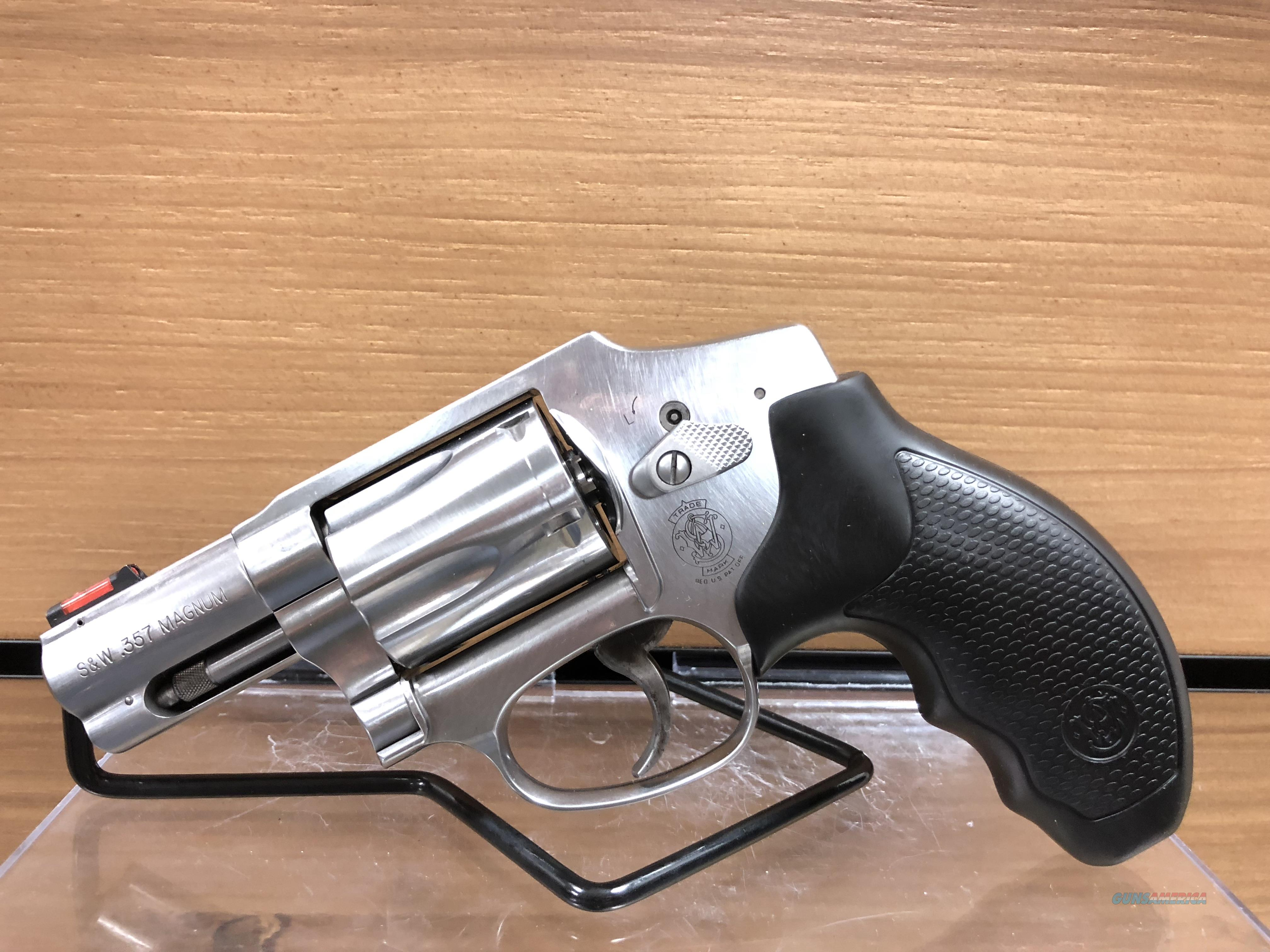 USED SMITH & WESSON 640, 357MAG  Guns > Pistols > Smith & Wesson Revolvers > Small Frame ( J )