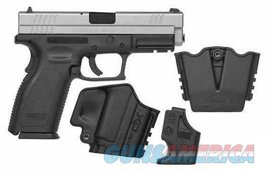 NIB Springfield XD-40, 40S&W, Bitone  Guns > Pistols > Springfield Armory Pistols > XD (eXtreme Duty)