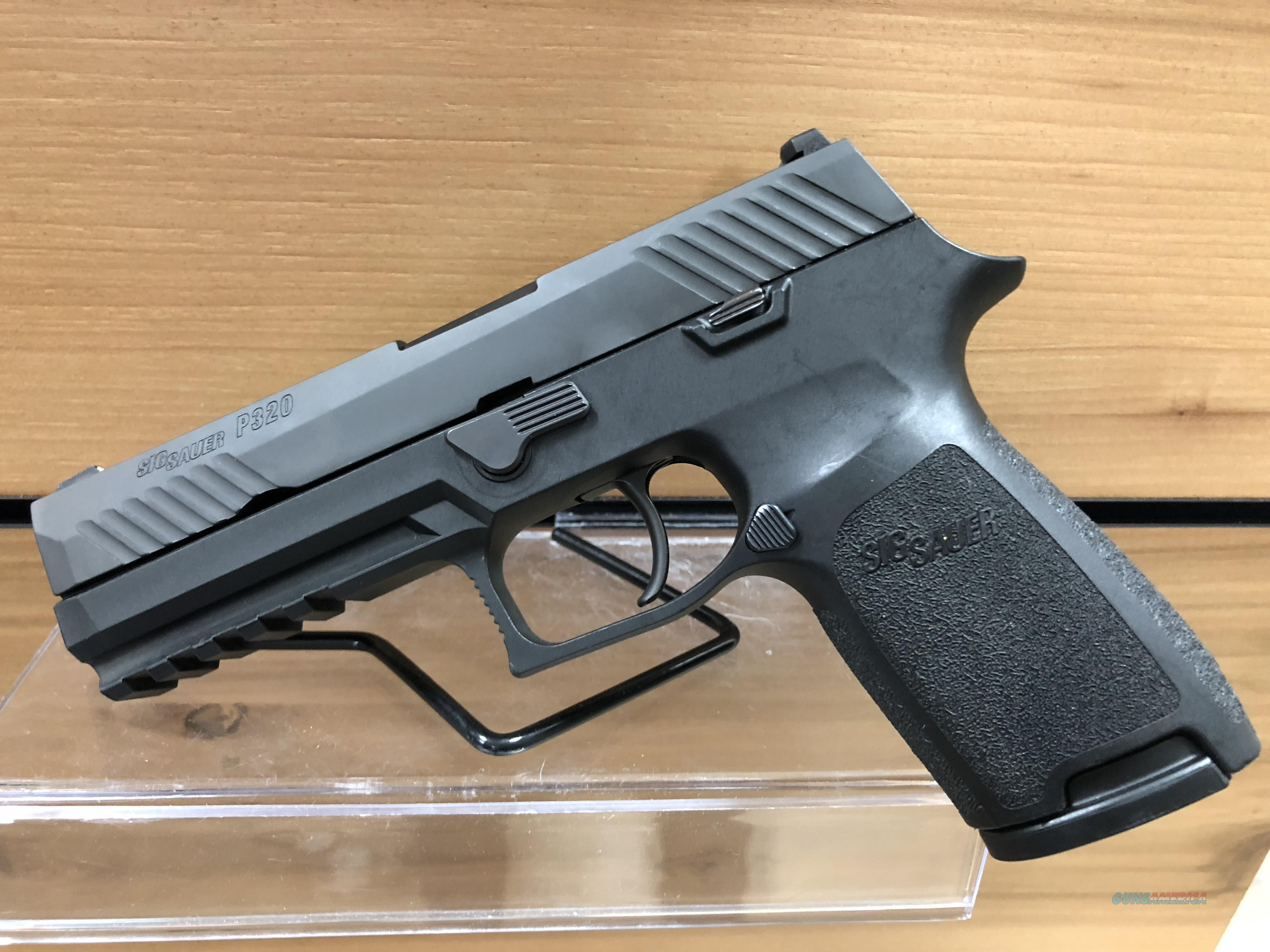 USED SIG P320F, 45ACP  Guns > Pistols > Sig - Sauer/Sigarms Pistols > P320