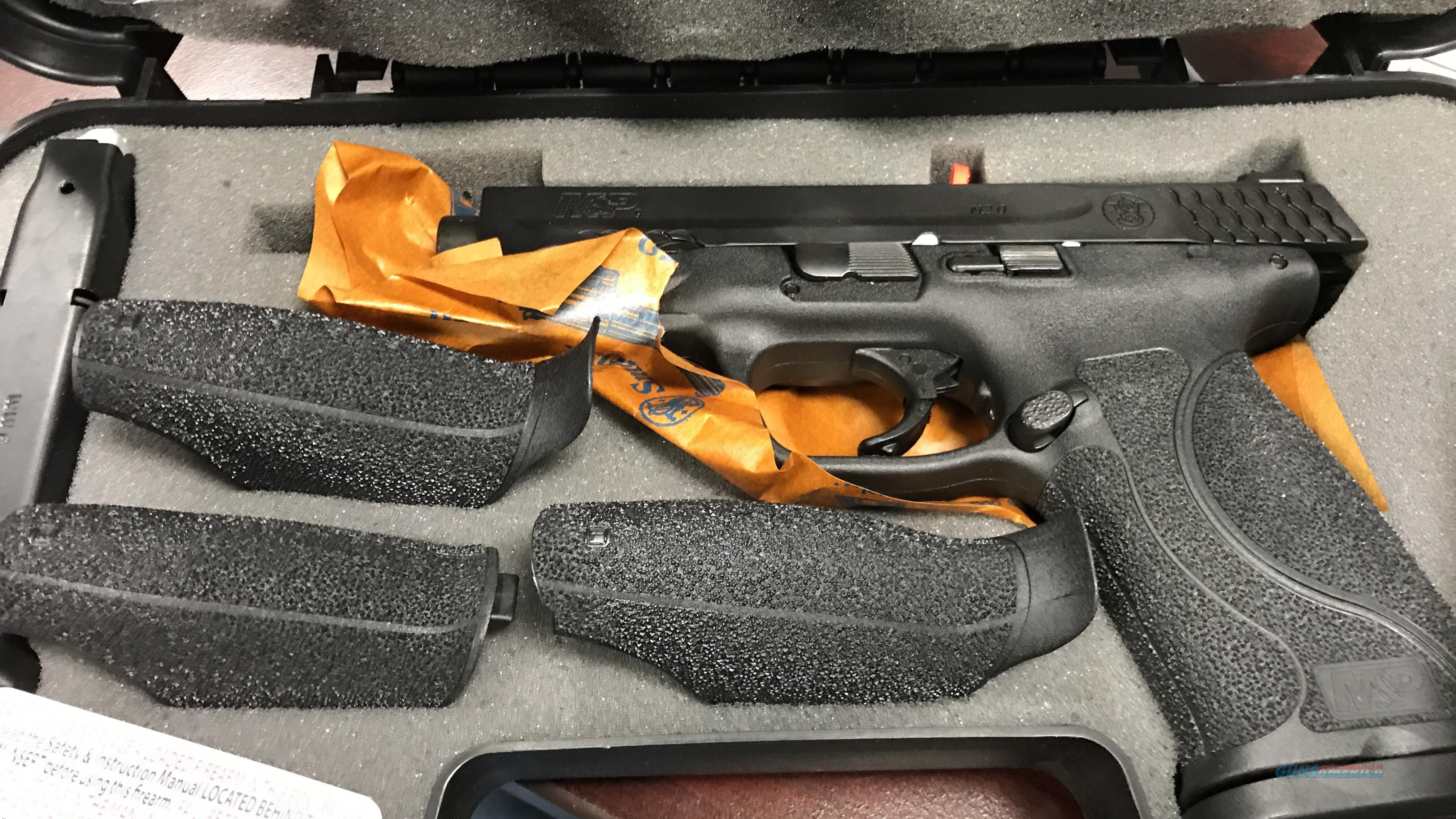 SMITH & WESSON M&P 2.0 9MM (FREE SHIPPING)  Guns > Pistols > Smith & Wesson Pistols - Autos > Polymer Frame