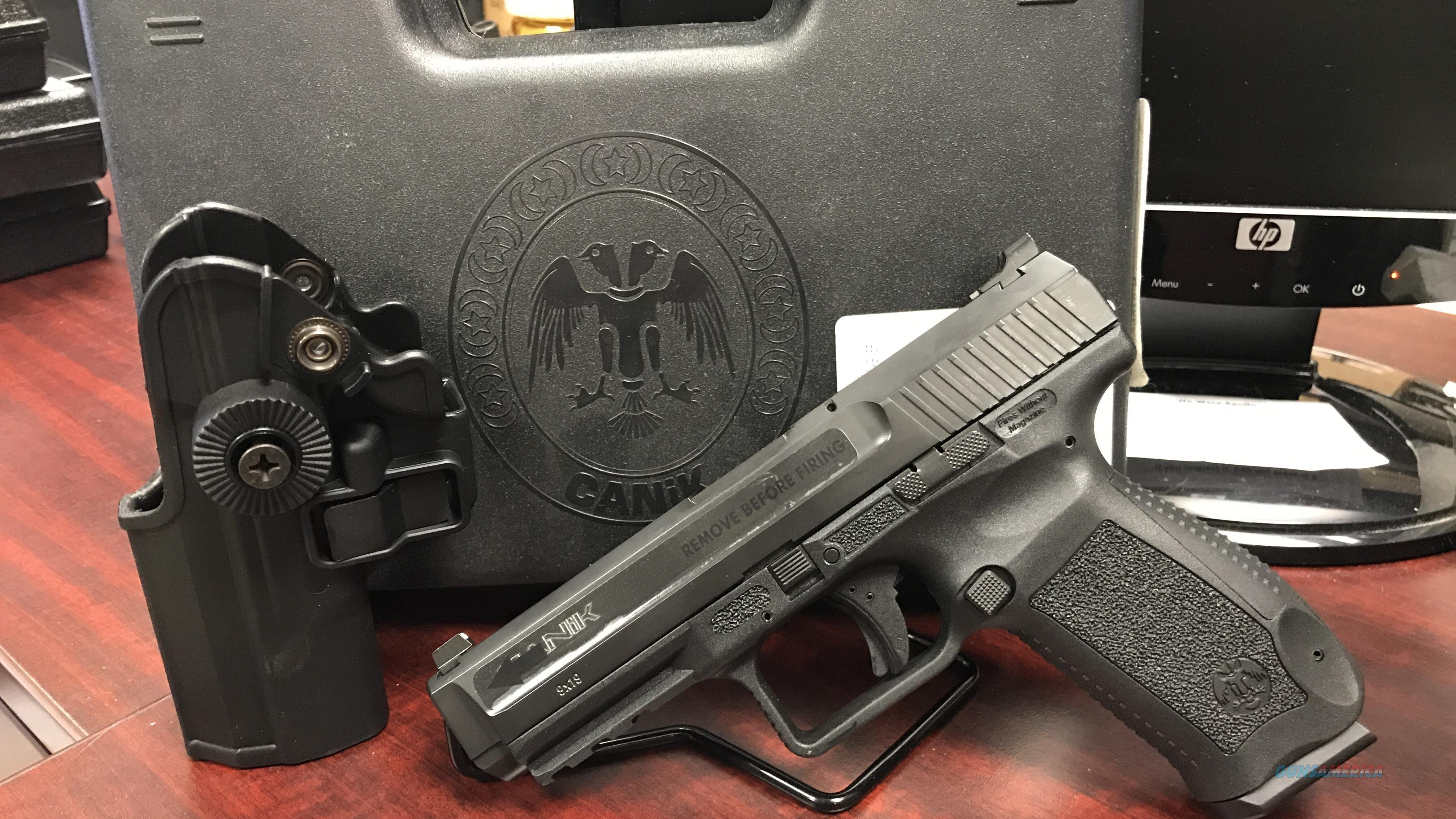 CANIK USA      FREE SHIPPING  Guns > Pistols > Canik USA Pistols