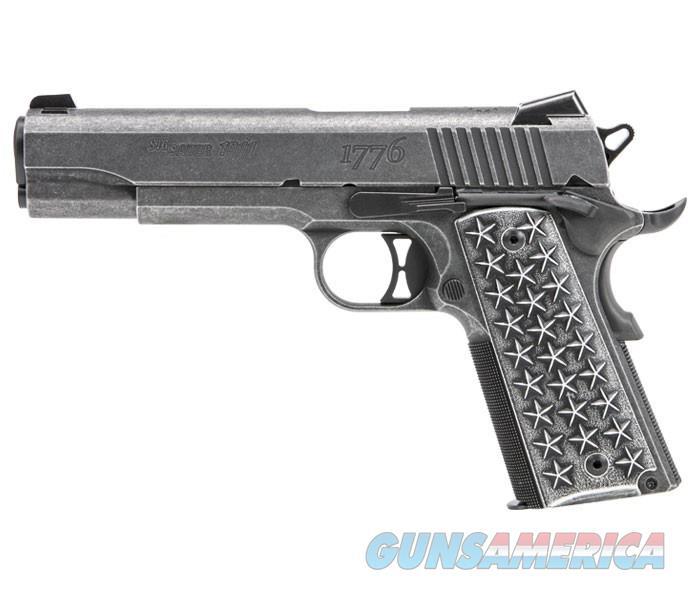 SIG SAUR 1911 WTP , NIB , FREE SHIPPING  Guns > Pistols > Sig - Sauer/Sigarms Pistols > 1911