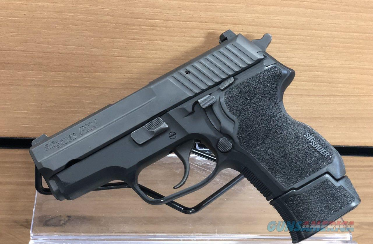 GENTLY USED SIG SAUER P224 DA/SA A+ GRADE FREE SHIPPING!!!  Guns > Pistols > Sig - Sauer/Sigarms Pistols > Other