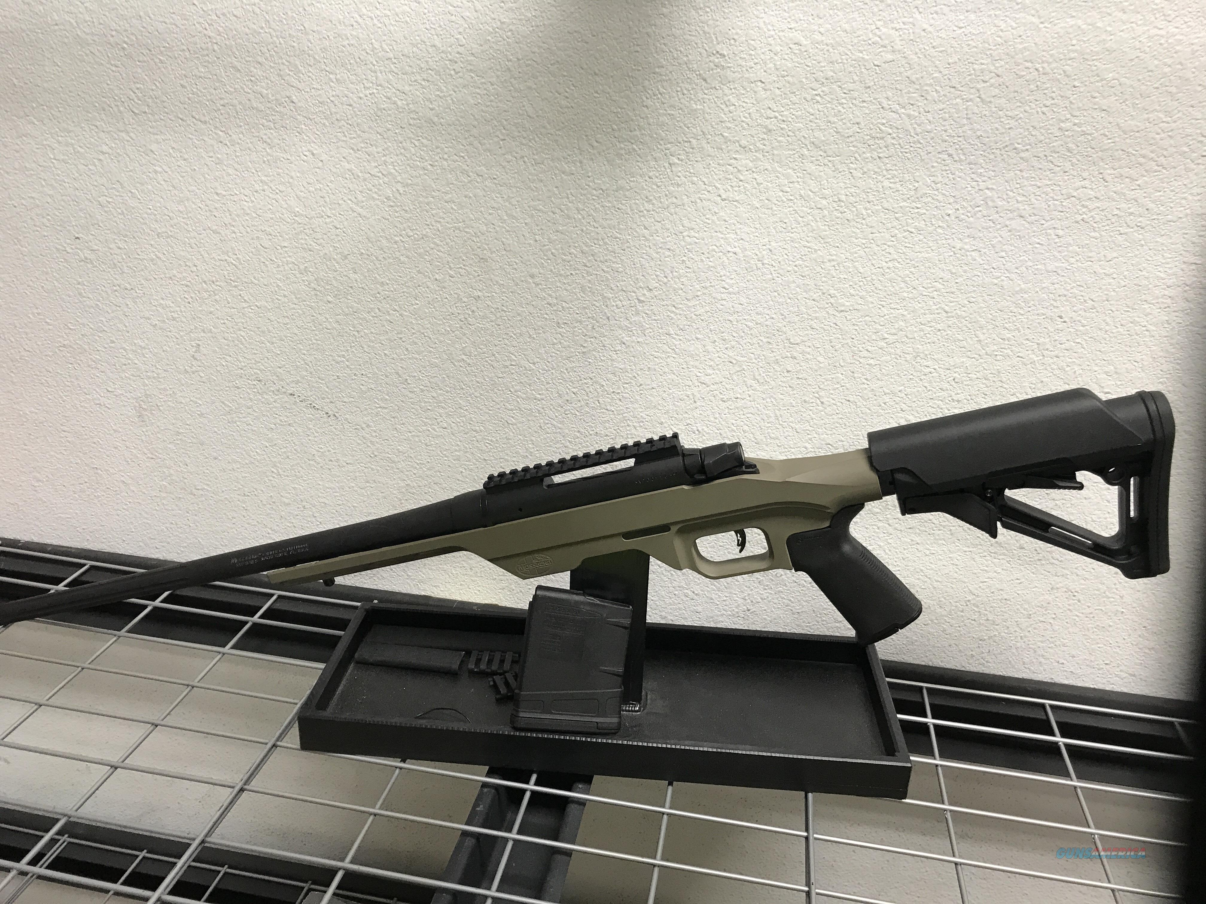 MOSSBERG MVP LIGHT         FREE SHIPPING  Guns > Rifles > Mossberg Rifles > MVP