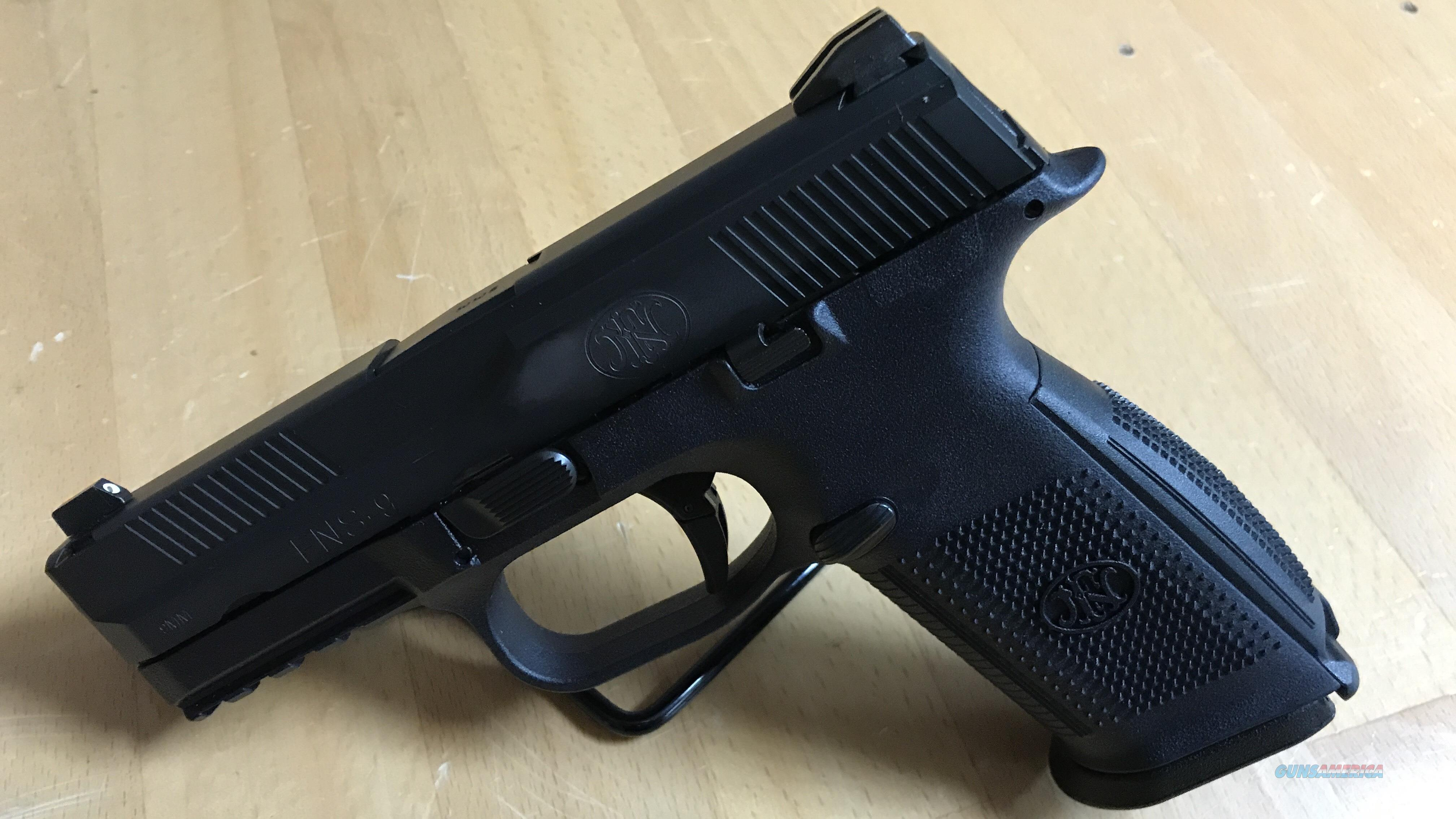 FN FNS-9     FREE SHIPPING  Guns > Pistols > FNH - Fabrique Nationale (FN) Pistols > FNS