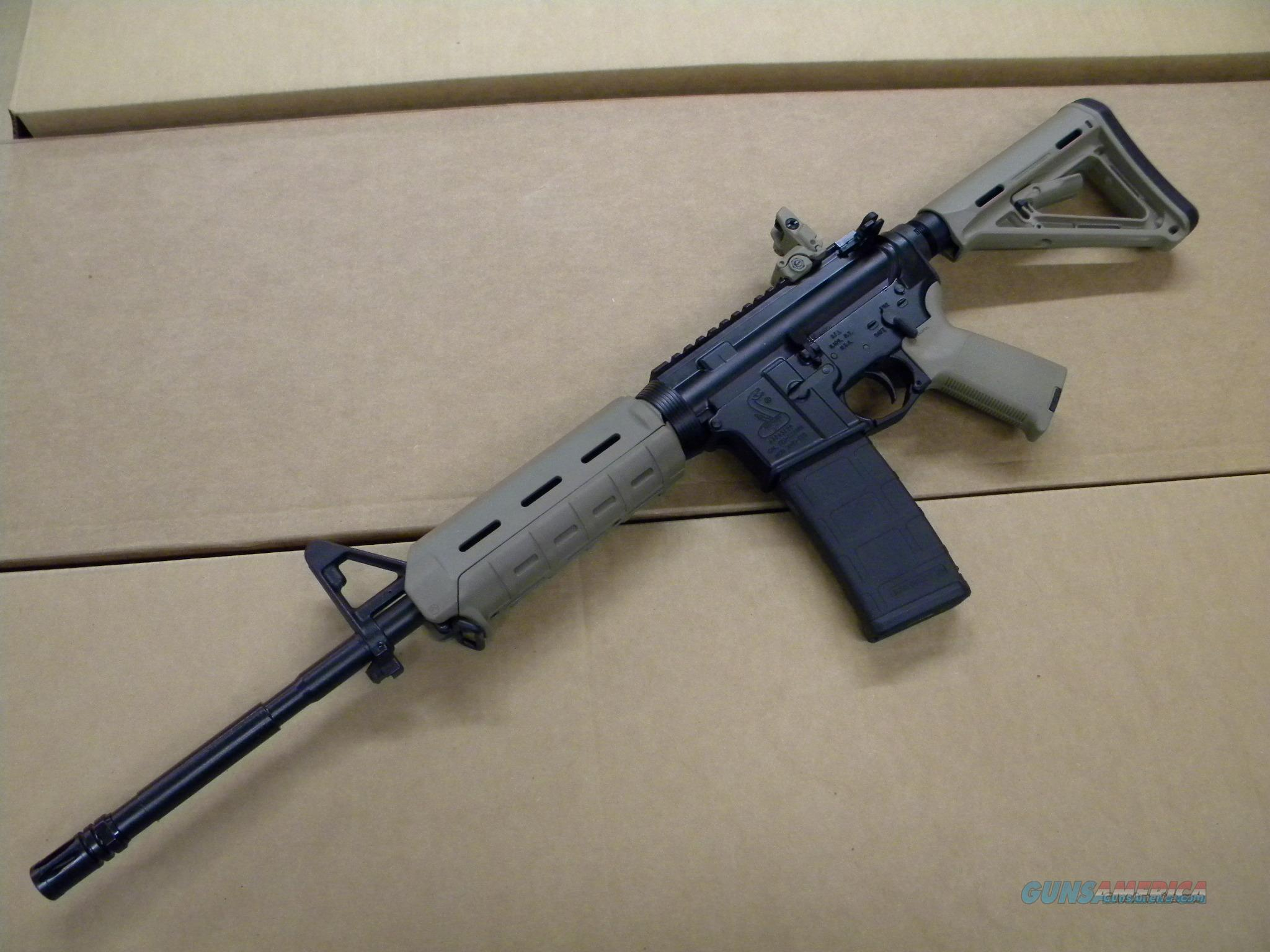 BUSHMASTER M4 A3 MOE CARBINE, DARK EARTH  Guns > Rifles > Bushmaster Rifles > Complete Rifles