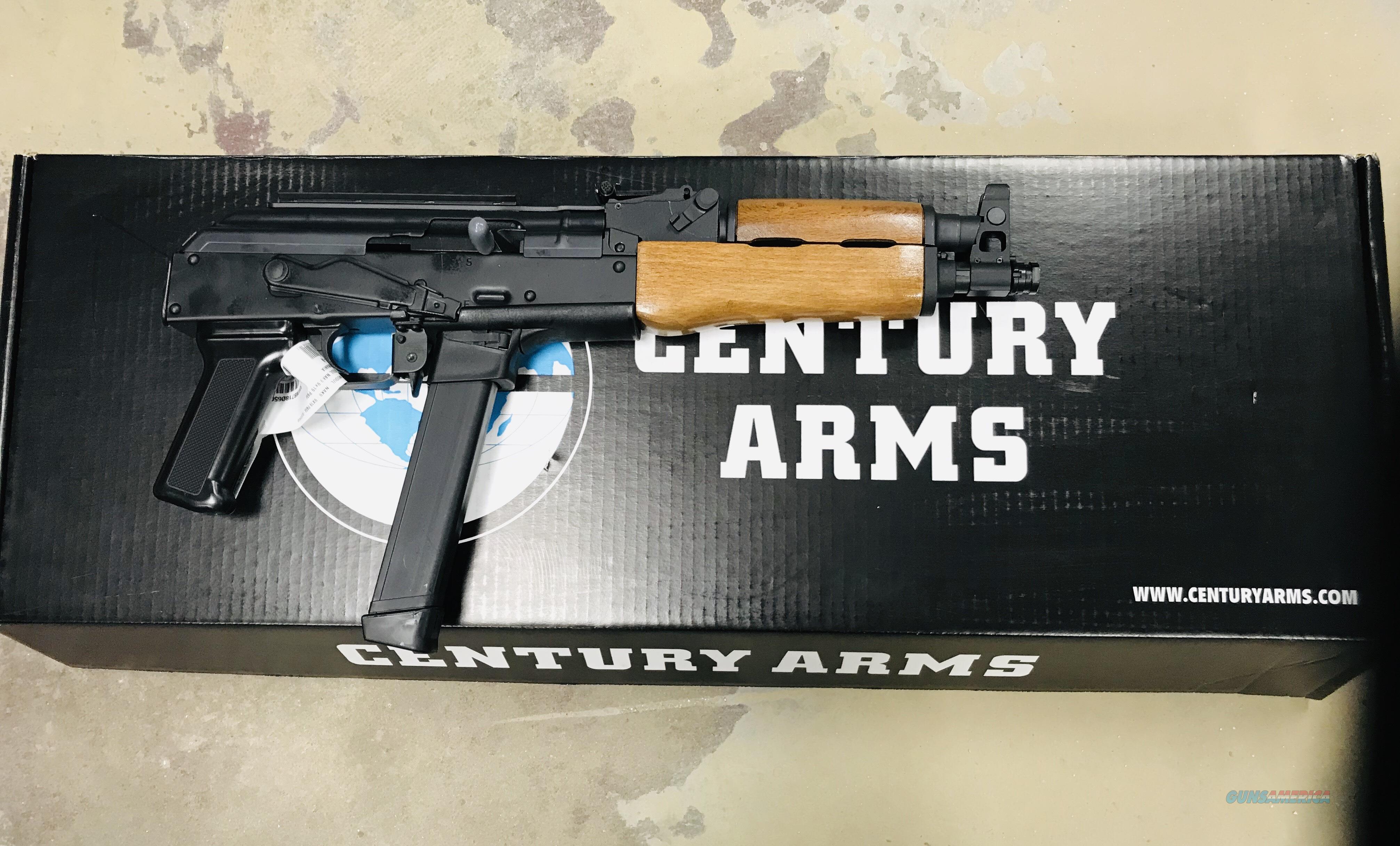 CENTURY ARMS NAK9 PISTOL   FREE SHIPPING  Guns > Pistols > Century International Arms - Pistols > Pistols