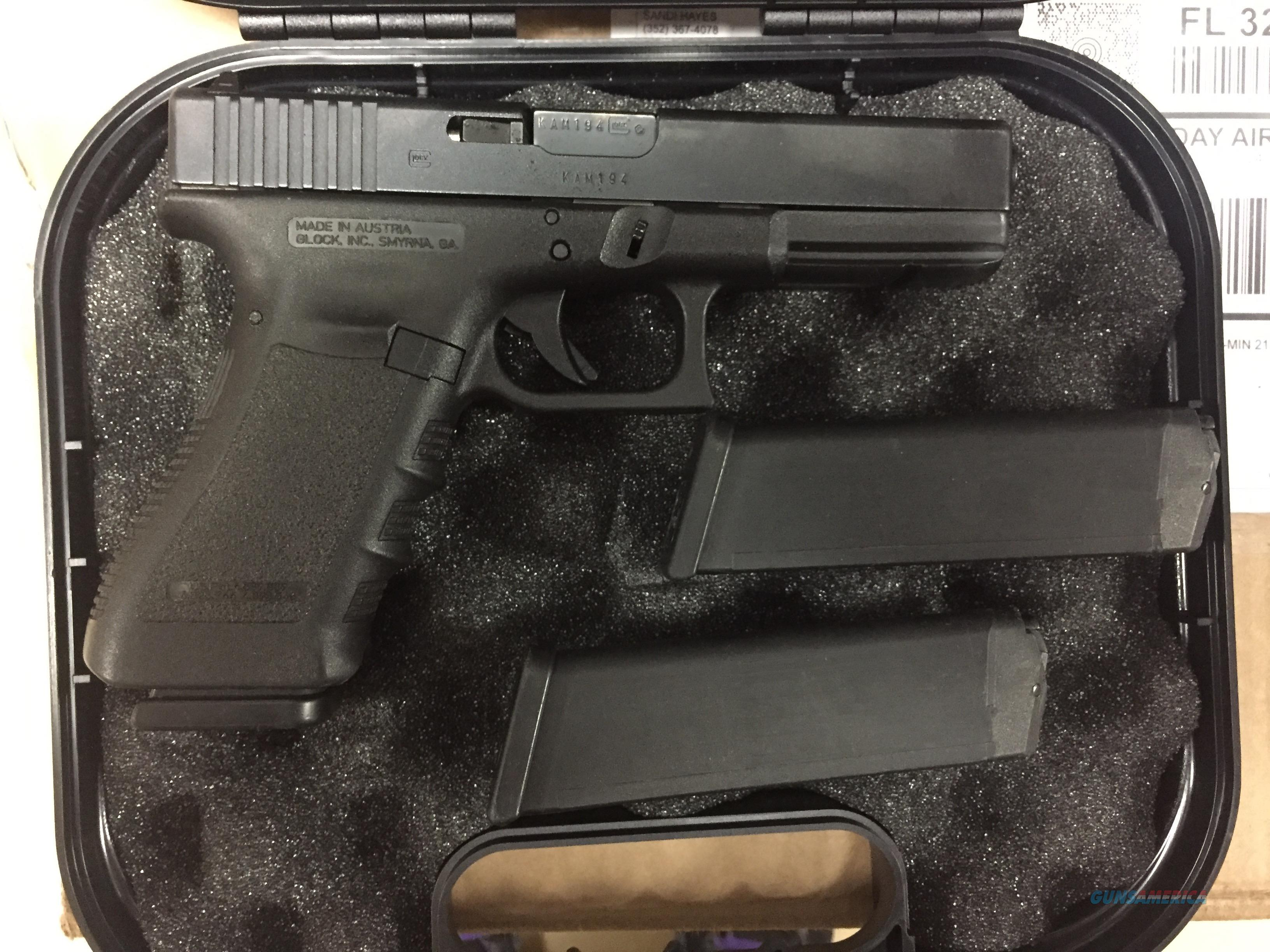 Glock 22 with boxes  Guns > Pistols > Glock Pistols > 22
