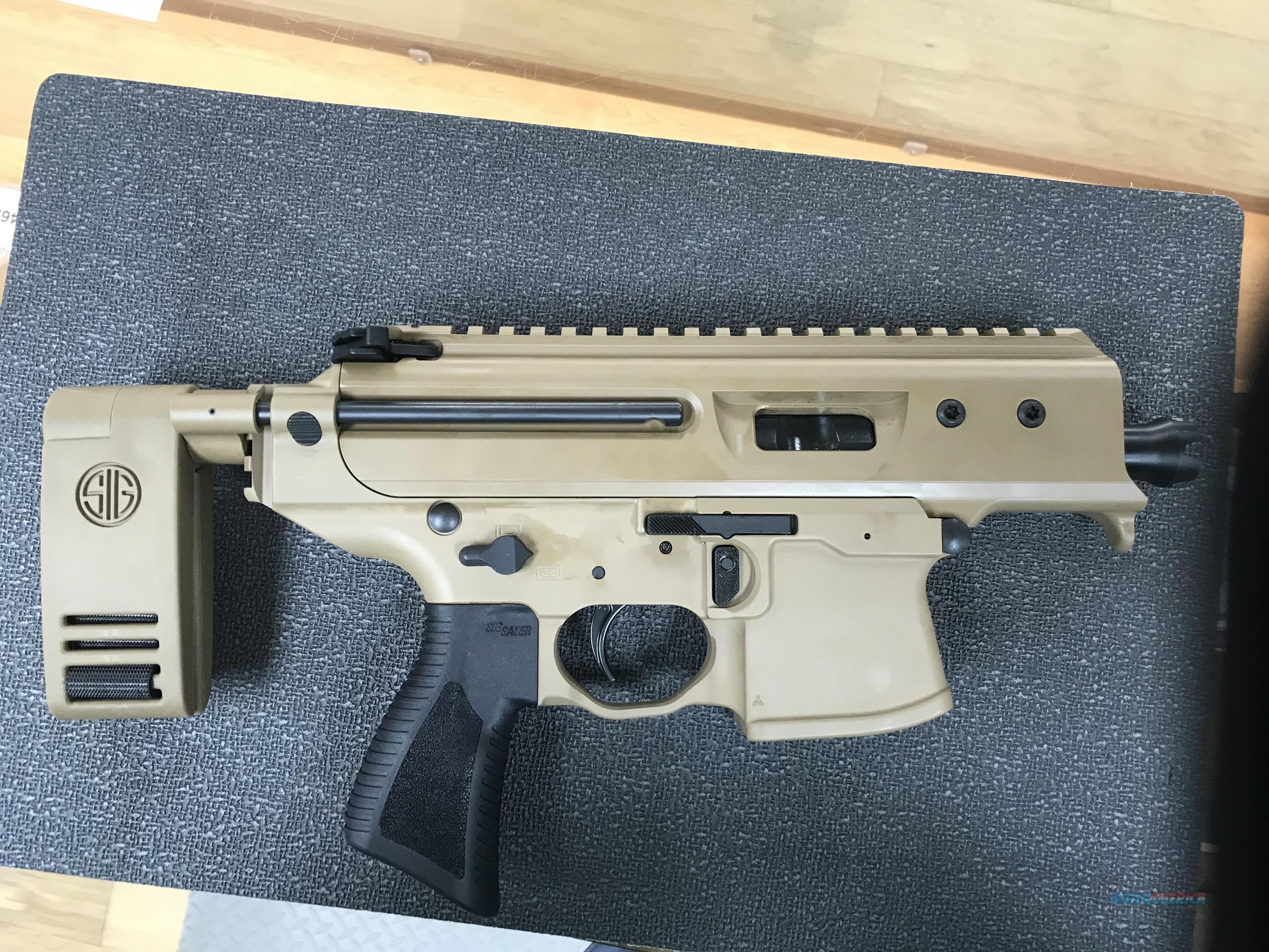 """SIG 9MM MPX COPPERHEAD 3.5""""     FREE SHIPPING  Guns > Pistols > Sig - Sauer/Sigarms Pistols > MPX / MCX"""