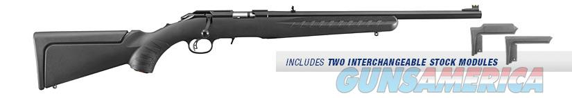 Ruger American .22 Mag Bolt Action w/Synthetic Stock.   Guns > Rifles > Ruger Rifles > American