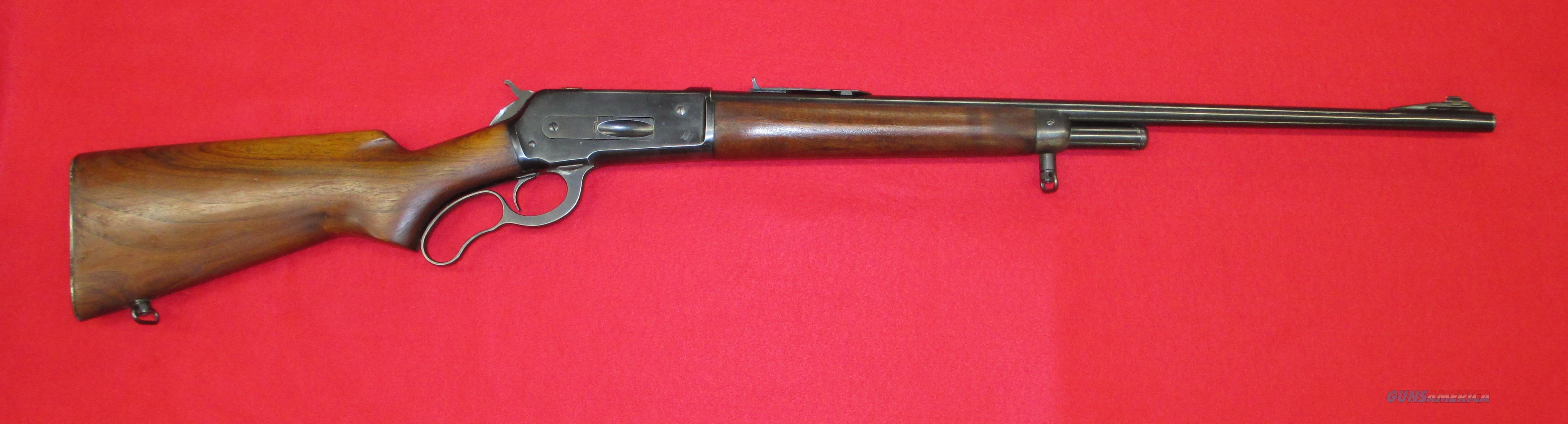 Winchester Model 71, .348 WCF  Guns > Rifles > Winchester Rifles - Modern Lever > Other Lever > Pre-64