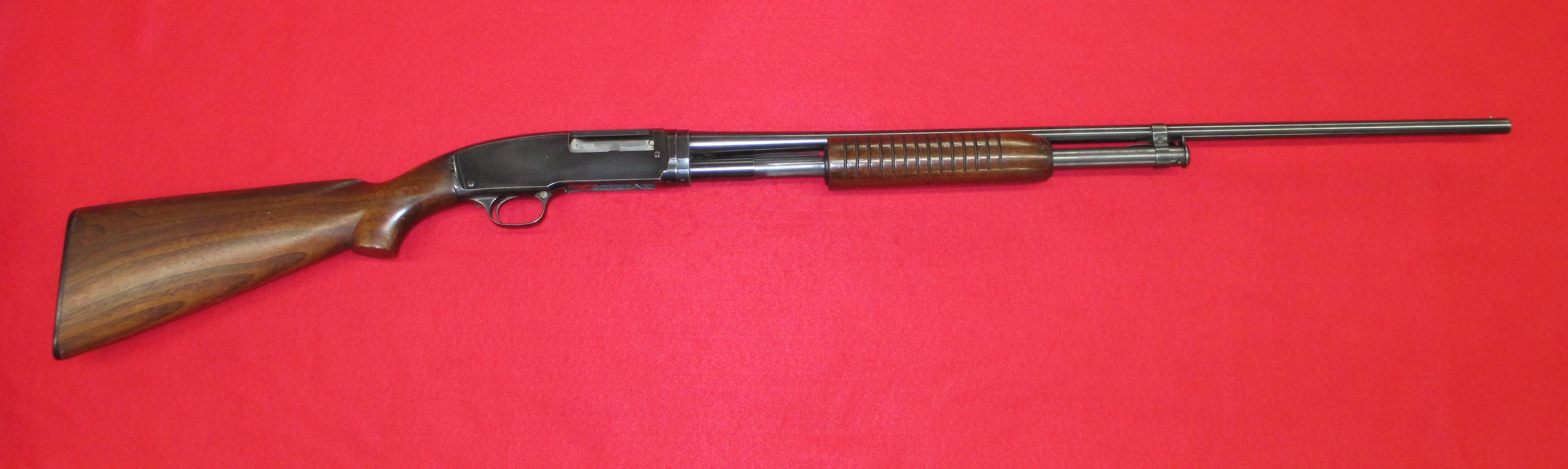 Winchester Model 42, .410ga  Guns > Shotguns > Winchester Shotguns - Modern > Pump Action > Hunting