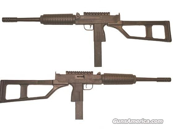 Masterpiece Arms 9mm MPA20SSTA  Guns > Rifles > Cobray Rifles