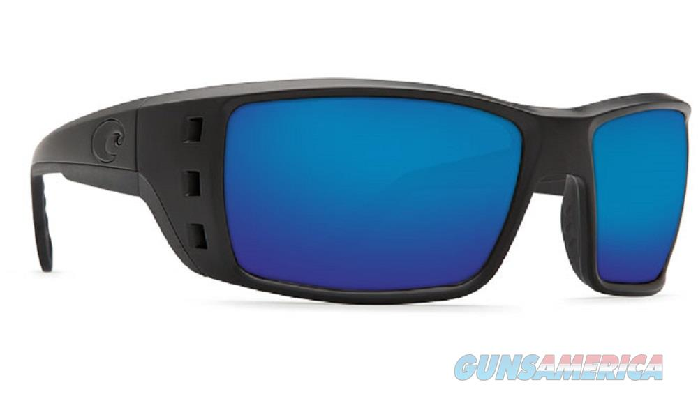 Costa Del Mar Permit Sunglasses Blackout/Blue 580G  Non-Guns > Miscellaneous