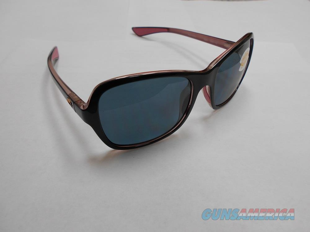 Costa Del Mar Kare Sunglasses Shiny Black Hibiscus  Non-Guns > Miscellaneous