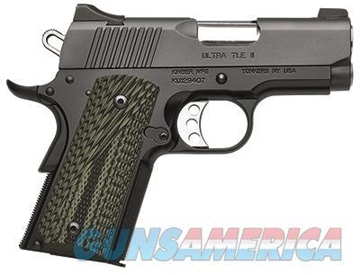 "Kimber 1911 Ultra TLE II 45 Acp 3"" BBL NIB 3200341  Guns > Pistols > Kimber of America Pistols > 1911"