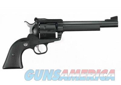 "Ruger Blackhawk 357 MAG 38 SPL 6.5"" BBL 0316 NIB  Guns > Pistols > Ruger Single Action Revolvers > Blackhawk Type"