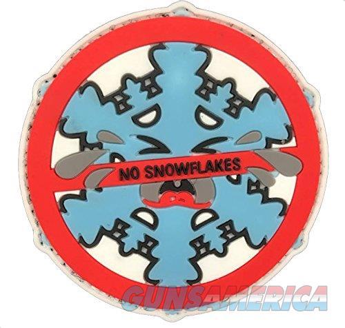 "Tuff No Snowflakes 3"" Patch  Non-Guns > Military > Patches"