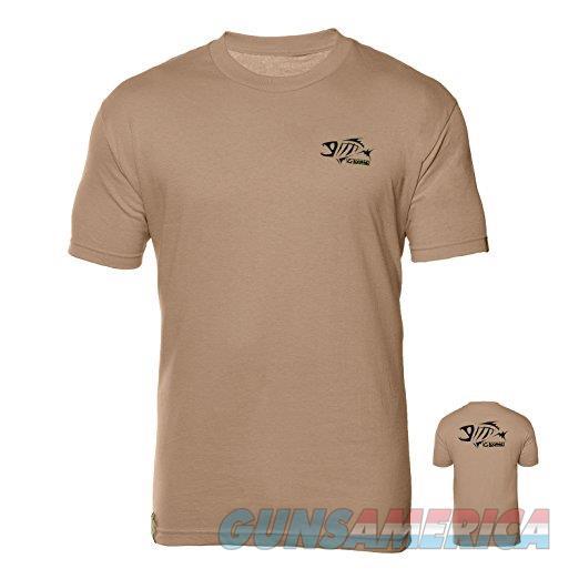 G Loomis Ricochet T Shirt Tan LG  Non-Guns > Paintball > Clothing