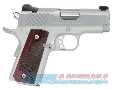 "Kimber Ultra Carry II 45 Acp SS NIB 3"" BBL 3200330  Guns > Pistols > Kimber of America Pistols > 1911"