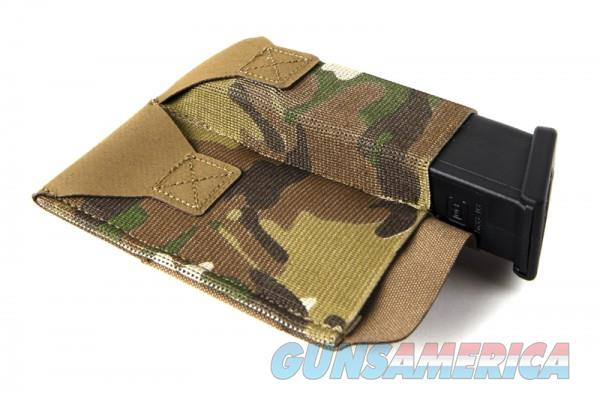Blue Force Gear 10 Speed Dbl Pistol Mag Belt Pouch  Non-Guns > Holsters and Gunleather > Magazine Holders